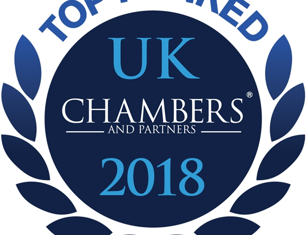 DAC Beachcroft Achieves Record Performance in Chambers UK 2018 Guide