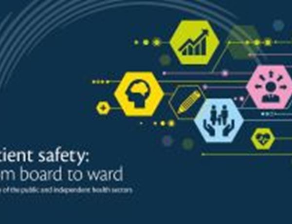 Patient safety: From board to ward