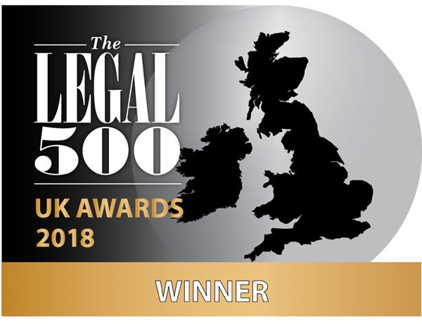 DAC Beachcroft's Product Liability Team Wins The Legal 500 Firm of the Year Award