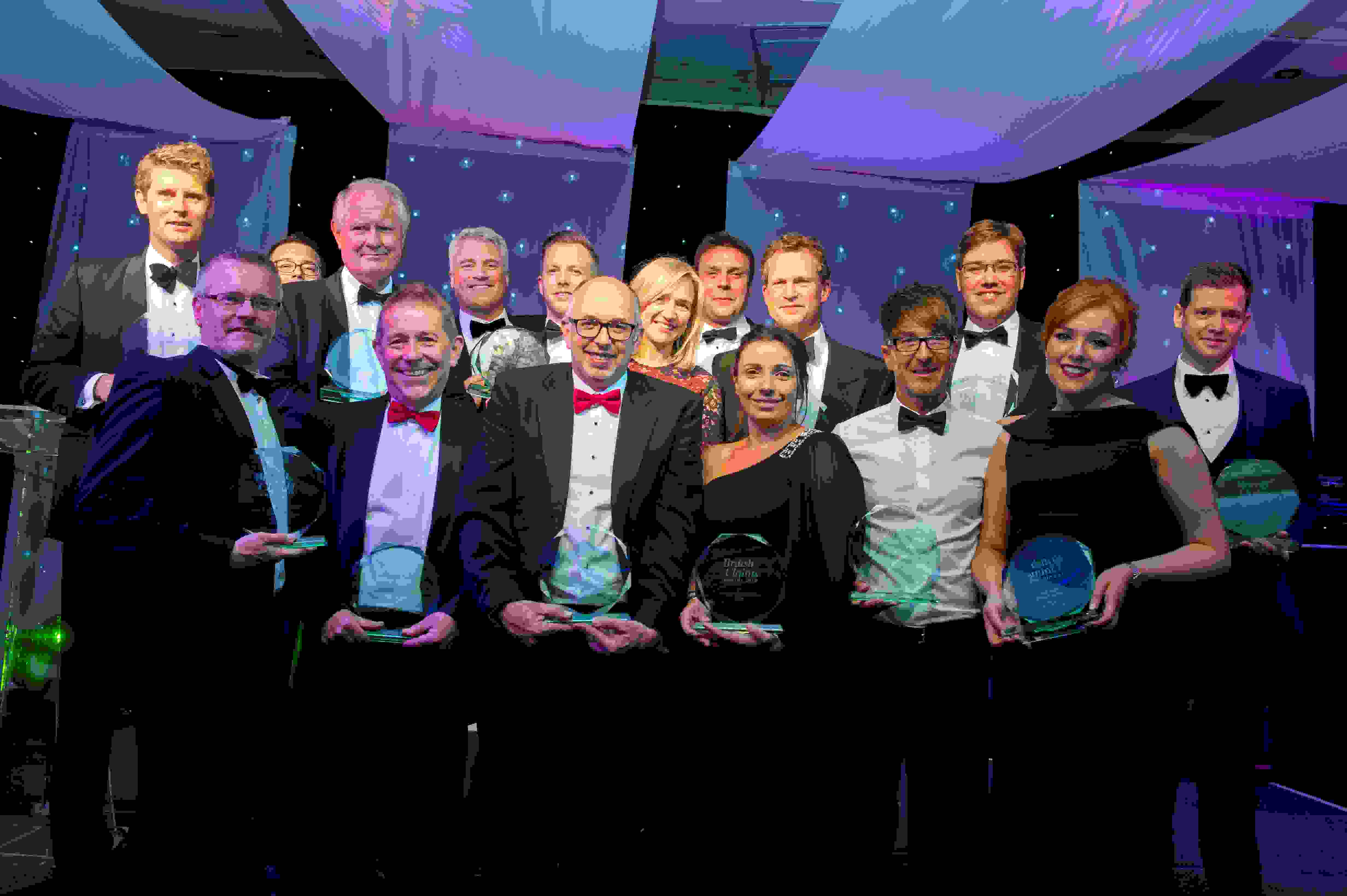 DAC Beachcroft Named 'Defendant Law Firm of the Year' at British Claims Awards