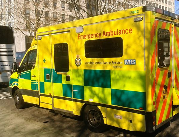 NHS Charges: Increase for accidents from 1 April 2020