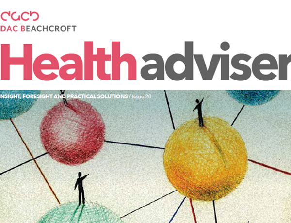 Health Adviser: Issue 20
