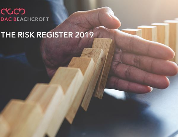 Solicitors' Risk: The Risk Register