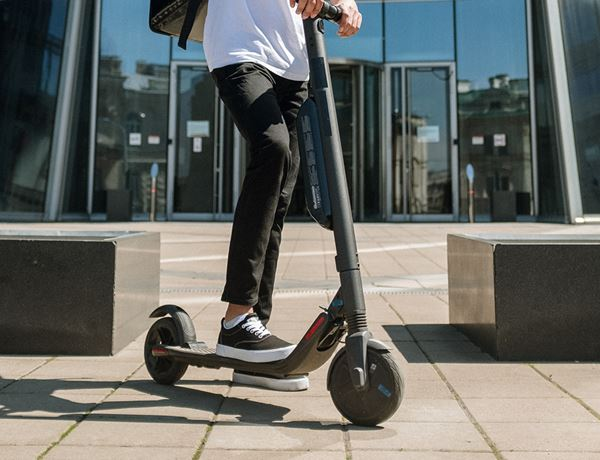E-Scooters: The rent is on!