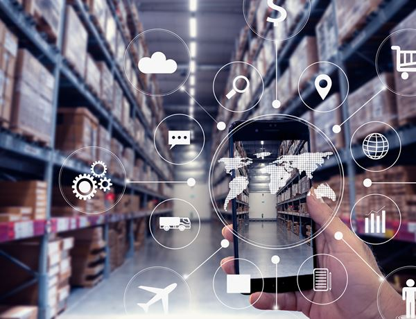 Logistics: From the digital to the intelligent age
